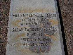 Sarah Catherine <i>Warren</i> Bennett