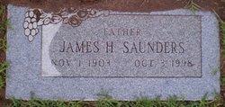 James H Saunders