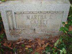 Martha <i>Lemaster</i> Caskey
