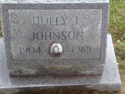 DOLLY JEANETTE <i>SPENCER</i> JOHNSON