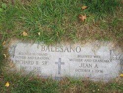Richard R Balesano, Sr