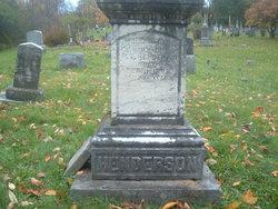 Angeline <i>Ayres</i> Henderson
