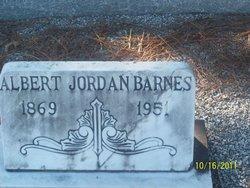 Albert Jordan Barnes