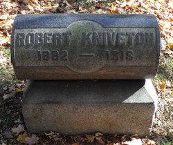 Robert Kniveton
