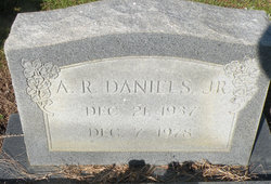 A. R. Daniels, Jr
