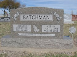 Chester Odell Batchman