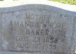 Amanda <i>Shore</i> Baker