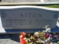 Helen Coleman <i>Coleman</i> Aiton