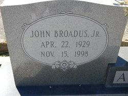 John Broadus Aiton, Jr
