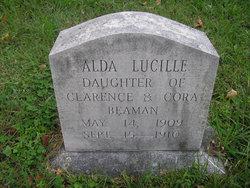 Alda Lucille Beaman