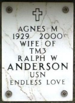 Agnes Marie Anderson