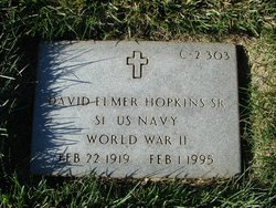 David Elmer Hopkins, Sr