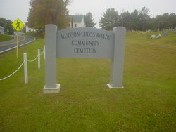 Hudsons Cross Roads Community Cemetery