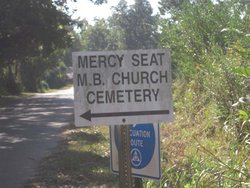 Mercy Seat M. B.  Church Cemetery