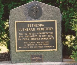 Bethesda Lutheran Church Cemetery