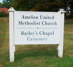 Bayley's Chapel Cemetery
