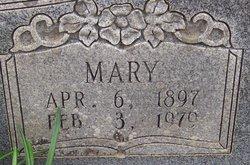 Mary Ellen <i>Parker</i> Funderburk