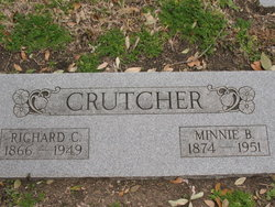 Minnie Bell <i>Combs</i> Crutcher