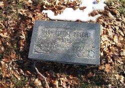 Mary Louise <i>Bright</i> Bates