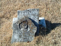 N. G. Blount