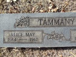 Alice May <i>Dunn</i> Tammany