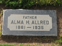 Alma Hilford Allred, Sr