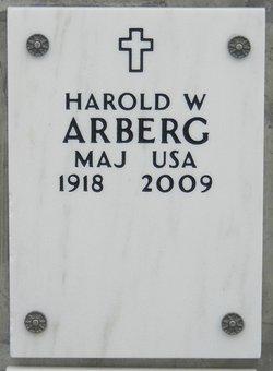 Harold Walton Bud Arberg, Sr
