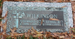 Ethel B Wilkinson
