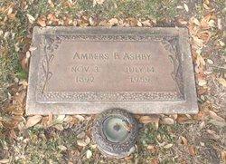 Ambers Burdine Ashby