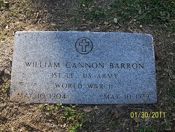 William Cannon Barron