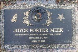 Joyce Porter <i>Shoulders</i> Meek