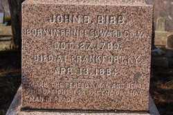 John B Bibb