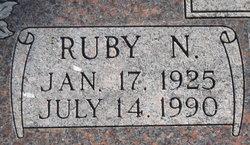 Ruby Nadine <i>Flanders</i> Craine