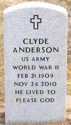 Clyde Anderson