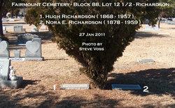 Nora E. <i>Chriesman</i> Richardson