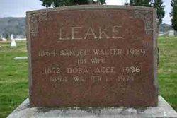 Samuel Walter Leake