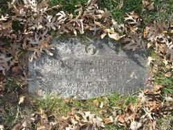 Bushrod Corbin Washington, Jr
