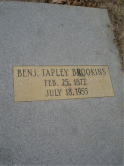 Benjamin Tapley Brookins