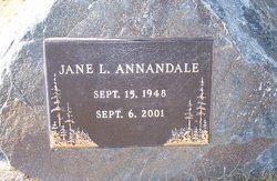 Jane L Annandale