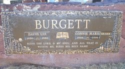 David Lee Burgett