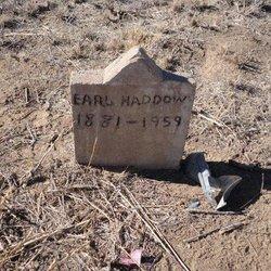 Earl Haddow