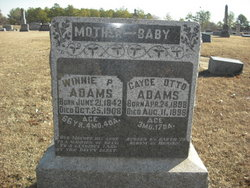 Winnie P Adams