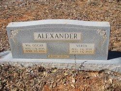 Verta <i>Harrison</i> Alexander