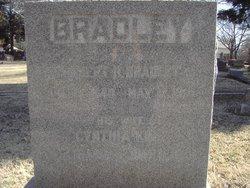 Mrs Cynthia A. <i>King</i> Bradley