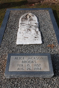 Alice Florine <i>Jackson</i> Brooks
