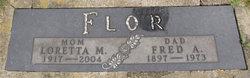 Frederick Amos Flor