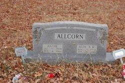 Andy A. K . Allcorn