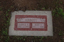 Ruby N Abbott