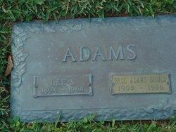 Lee Steward Adams