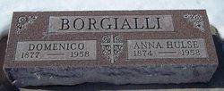 Anna <i>Hulse</i> Borgialli